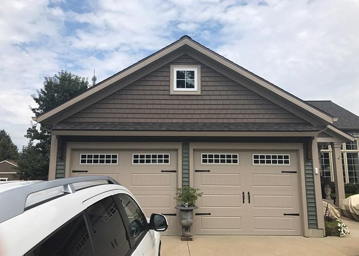 Garage Construction in Grand Rapids, MI