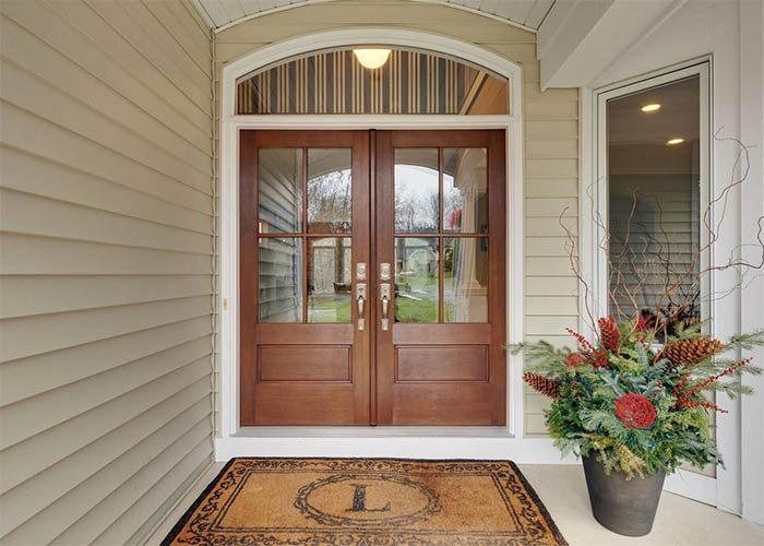 Grand Rapids, MI Exterior Door Construction