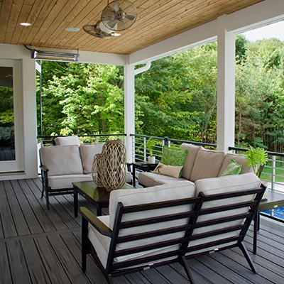 Home decking services in Jenison, MI